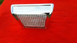 1957 1958 Cadillac Convertible Rear Seat Speaker