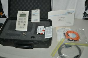Noyes Fiber Optical Power Meter Opm5 2 With Ols1 2 Optical Light Source