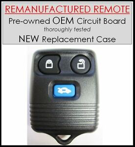 New Keyless Remote Fits Mazda Clicker Transmitter Nhvwb1u215 Gd7d 675dy Control