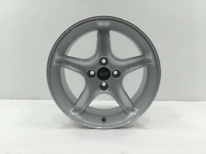 1979 93 Mustang Sve Cobra R Style Wheel Silver 17x9