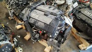 1998 Bmw 323i E36 Engine Assembly 2 5l 180k Mile Tested