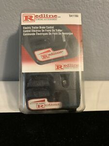 New Redlne Towing Electric Trailer Brake Control System