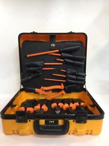 Klein Tools 33527 General Purpose Insulated Tool Kit 22 piece le ra pbr028365