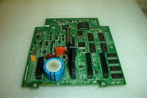 Alaris 8015 Pc Board With Lcd 4 7 Tc10004669 With Software V9 33 1 2