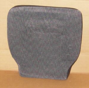98 01 Dodge Ram 1500 2500 Front Seat Cushion Bottom Cloth Agate Gry Drivers Seat