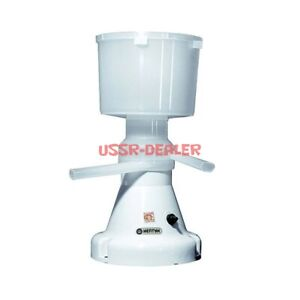 Milk Cream Electric Centrifugal Separator 50 L h Skimmer Free Shipping