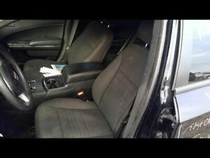 Driver Front Seat Bucket Cloth Electric Fits 11 14 Charger 621773