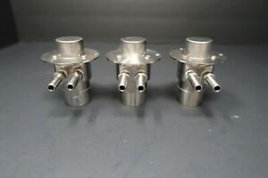 Set Of 3 Micropump L17664 Pump Head