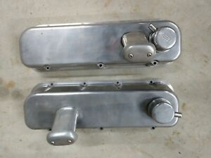 Bbc Valve Covers With Breathers