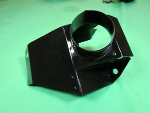 Mgb Zenith Stromberg Manifold Air Cleaner Filter Assembly Shroud 1975 1980 Nla