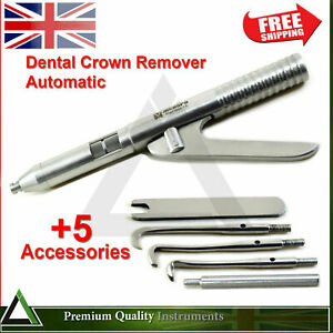 Automatic Dental Crown Remover Gun Type Dentist Surgical Crowns Removing Tools