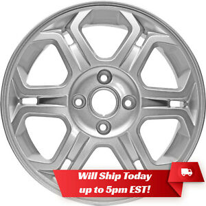 New Set Of 4 16 Alloy Wheels Rims For 2000 2011 Ford Focus 3704