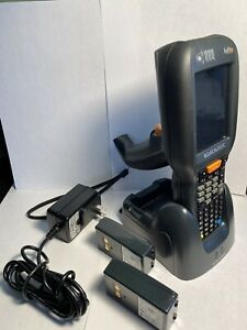 Datalogic Falcon X3 Scanner W cradle Charger And 2 Batteries 945250052