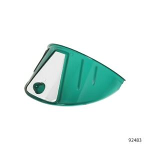 Vintage Visor Acrylic Green Color For 7 Headlight