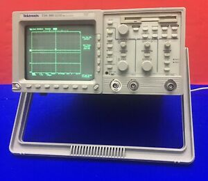 Tektronix Tds 360 Td360 Two Channel Digital Real Time Oscilloscope
