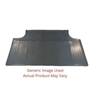 Trunk Floor Mat Cover 2pc For 1978 1990 Dodge Omni Glh Coupe Sedan Black
