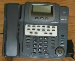 Verizon Hac Nsq412 4 line 4 Line Intercom Business Phone With Stand