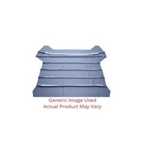 Headliner sunvisor Material For Automotive Car And Truck 2dr Dark Blue