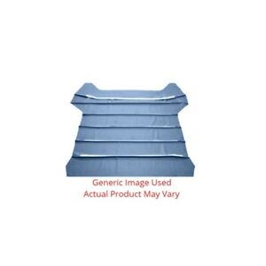 Headliner sunvisor Material For Automotive Car Truck 2dr Light Blue