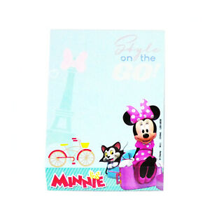 Disney Minnie Mouse Minnie Deluxe Memo Notepad
