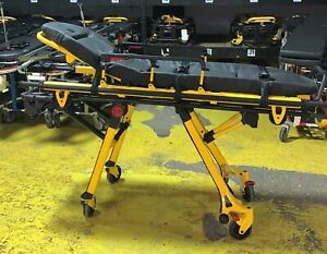 Stryker M1 Ambulance Stretcher Cot With Track Mount Recertified