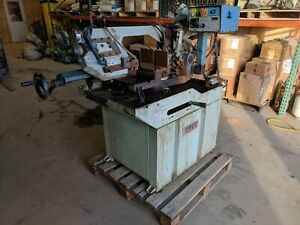 Baileigh Industrial Metal Horizontal Band Saw Bs 260m