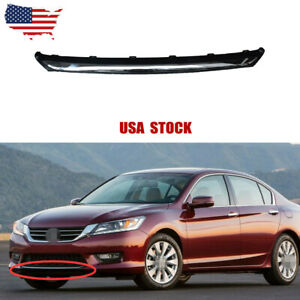 Bumper Lower Grille Stripe Front Radiator For Honda Accord 2013 2015