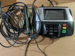 Verifone Mx860 Credit Card Reader Terminal Pinpad Complete With Cables