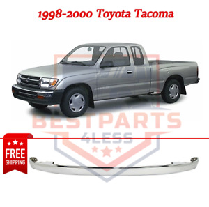 New Front Center Bumper Trim For 1998 2000 Toyota Tacoma