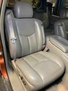 2005 Avalanche 1500 Passenger Right Leather Power Bucket Seat Opt An3