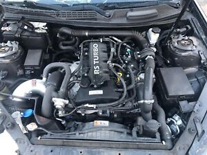 2013 Hyundai Genesis Coupe 2 0t Engine Assembly 55k Miles Mt Long Block Turbo