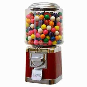 Classic Gumball Vending Machine