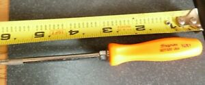 Snap On Tools Usa Mini Torx Screwdriver T20 Orange Sdt320 Unused