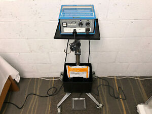 Valleylab Surgistat Electrosurgical Generator W Footswitch Mono Cable Stand