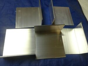 2 X 4 Aluminum Angle 1 8 Thick 6 In Length 20 Pieces