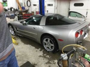 Steering Gear Rack Power Rack And Pinion Fits 99 04 Corvette 130616 Box