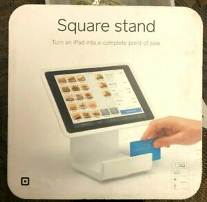 Square Card Reader Model S025 Pos Retail Ipad Air Stand