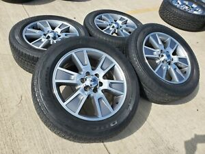 20 Ford F 150 Expedition Gray Rims Wheels Tires 2013 2014 2015 2016 2017 3787