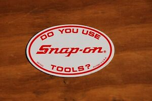 Vintage Snap On Tools Do You Use Snap On Tools Sticker Ss1025