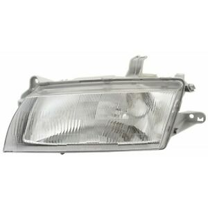 Fits 1997 1998 Mazda Protege Head Light Driver Side Ma2502112
