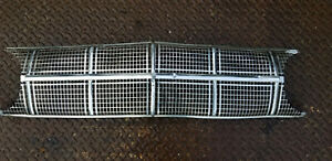 1964 Mercury Comet Center Grille Used Ad 8414