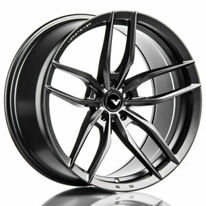 20 Vorsteiner V Ff 105 Forged Concave Graphite Wheels Rims Fits Bmw F10 M5