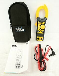 76014 Ideal 61744 Clamp Meter