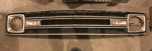 1977 Dodge Van Grille Front Surround Oem Used 1975 1974 Plymouth Sportsman Light