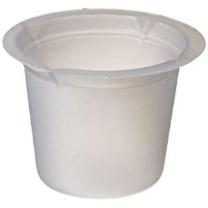 Case Of 500 Daigger Eti B50 500 50ml 500 Cs Polystyrene Micro Beakers New