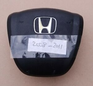 Honda Accord Left Driver Steering Wheel Air Bag Lh Airbag With Emblem