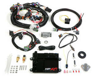 Holley Hl550 604n Engine Management Systems Hp Efi Ecu Kit Universal V8 Mpfi Fit