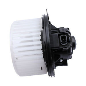 Heater Blower Motor W Fan Cage For 07 14 Chevy Gmc Cadillac Hummer 20760618
