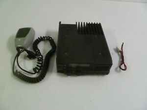 Kenwood Tk 790 50 Watt 148 174 Mhz Vhf Two Way Radio W Mic Power Cord Y391