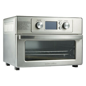 Farberware Air Fryer Toaster Oven Kitchen Counter top Multi functional Silver